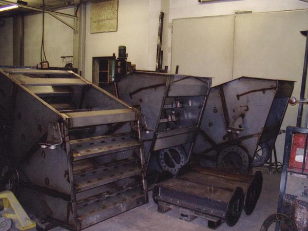 Maschinenbauarbeiten